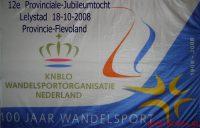 2008-10-18 13e Jubileum-tocht Flevoland